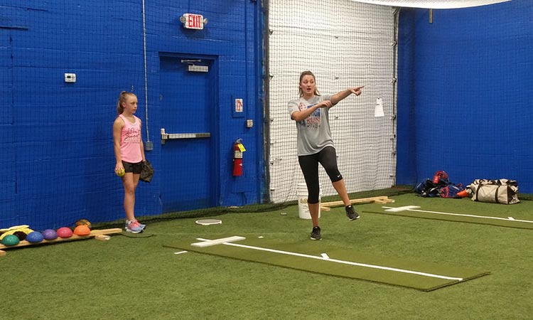 Pitching Lesson
